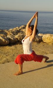 posture yoga Anne marie Leitao