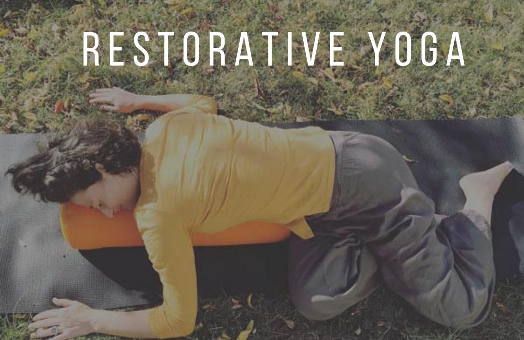 atelier yin restorative yoga