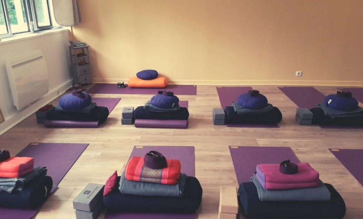 Perle Intérieure salle de Yoga à Noisy le grand